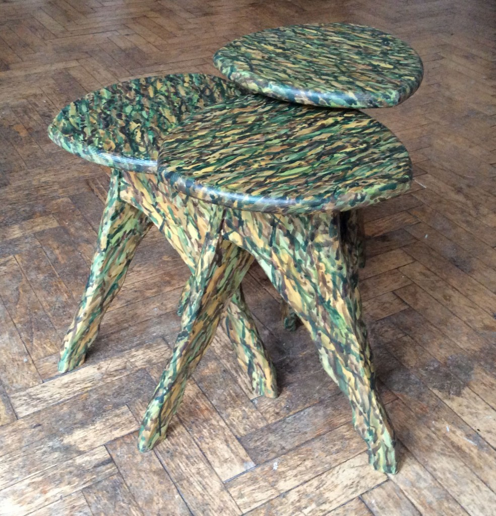nest of stools