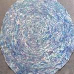 canvas floor mat