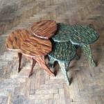 3 legged stools
